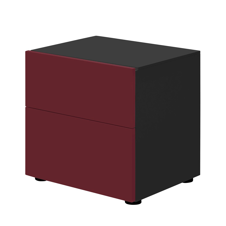 Nachtkastje rood vergelijken kopen tot 70 korting - Cube nachtkastje ...