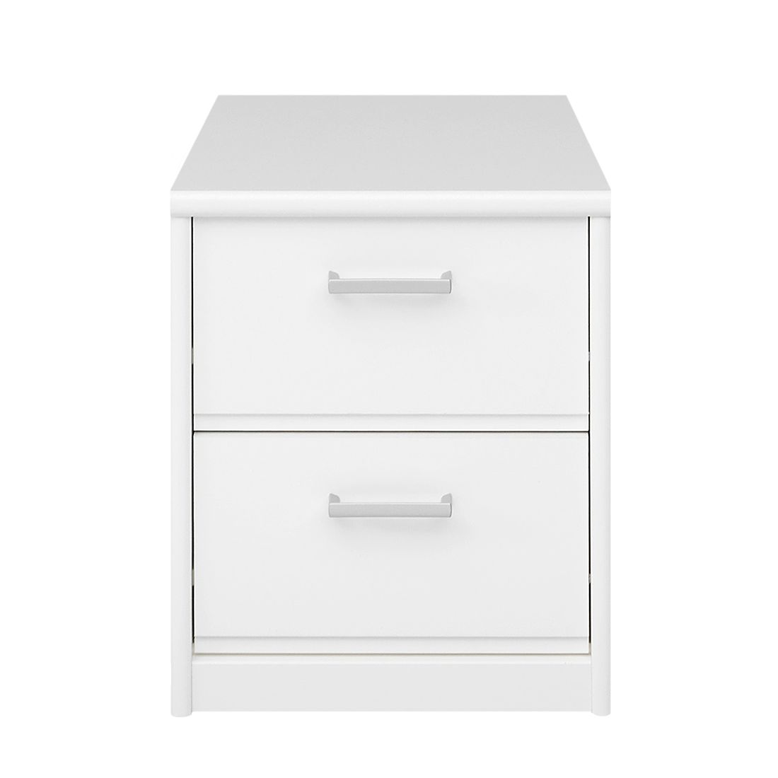 Nachtkommode Soft Plus – Weiß, CS Schmal günstig bestellen