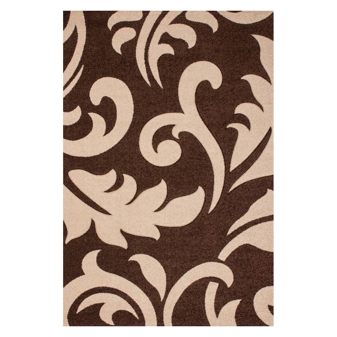 Teppich Faun – Braun – 80 x 300 cm, Kayoom günstig bestellen