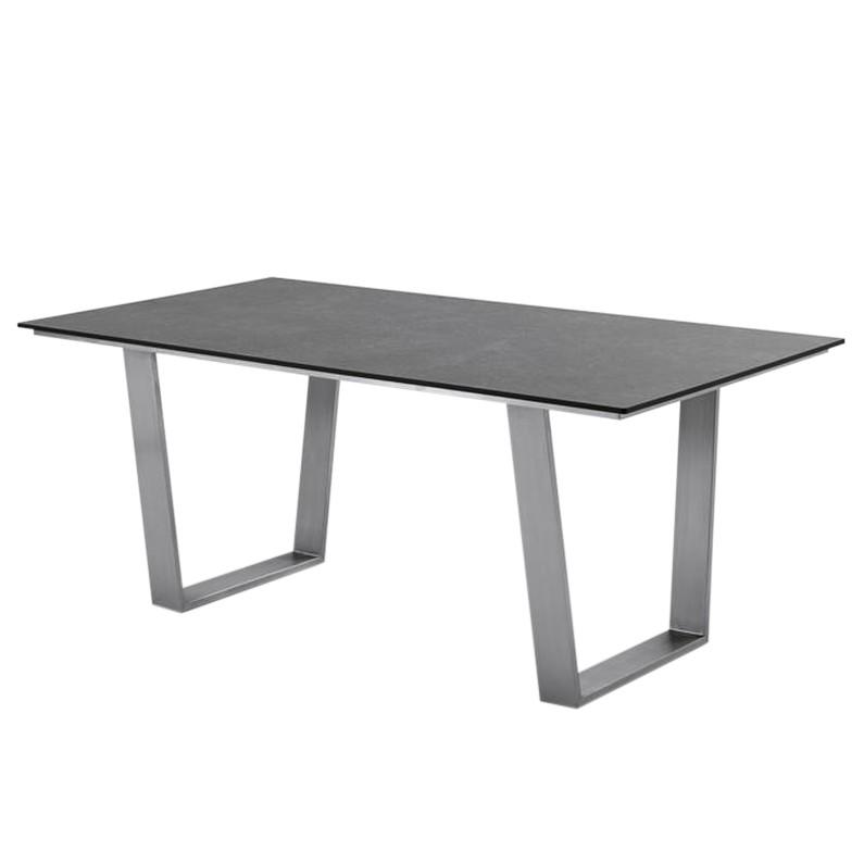 tisch edelstahl granit preisvergleiche. Black Bedroom Furniture Sets. Home Design Ideas