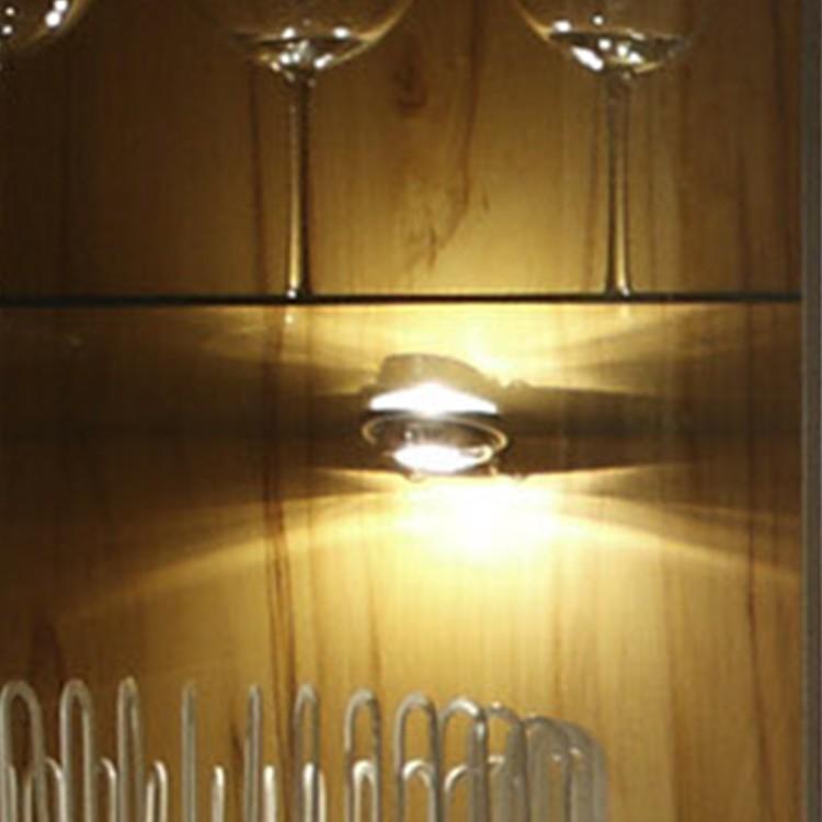 Nimoy Halogen Glaskantenbeleuchtung (2er-Set) – inkl. Trafo & Zuleitung – Warm Weiß, Ars Natura online kaufen