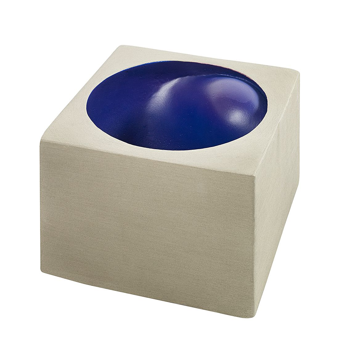 Obstschale Fluo II – Beton Blau, Serax bestellen
