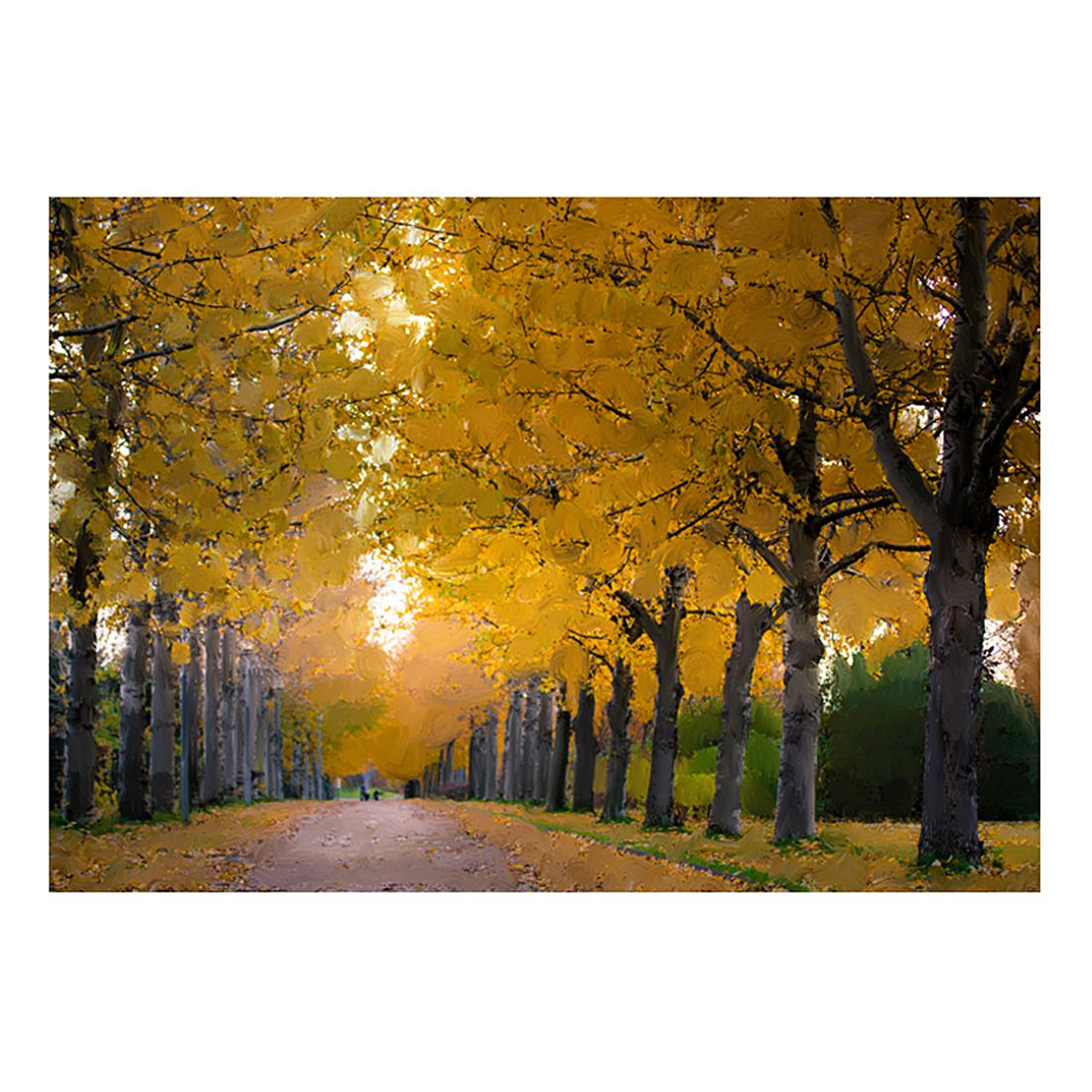 Ölgemälde Autumn Light – Größe 70 x 100 cm, yourPainting online bestellen