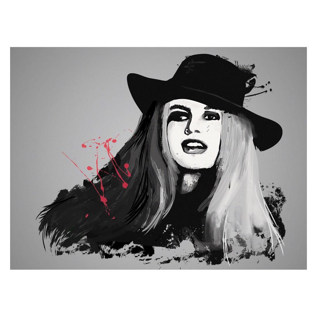 Ölgemälde Brigitte Bardot – Größe 70 x 100 cm, yourPainting kaufen