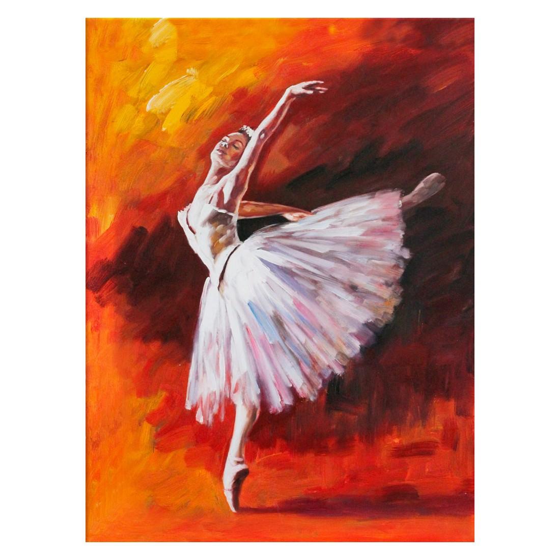 Ölgemälde Danseuse Violette – Größe 100 x 70 cm, yourPainting günstig bestellen