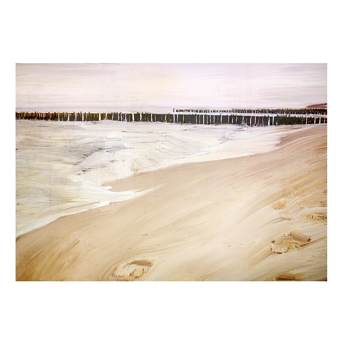 Ölgemälde Remembering the Sea von Friederike Alexander – Größe 30 x 40 cm, yourPainting günstig online kaufen