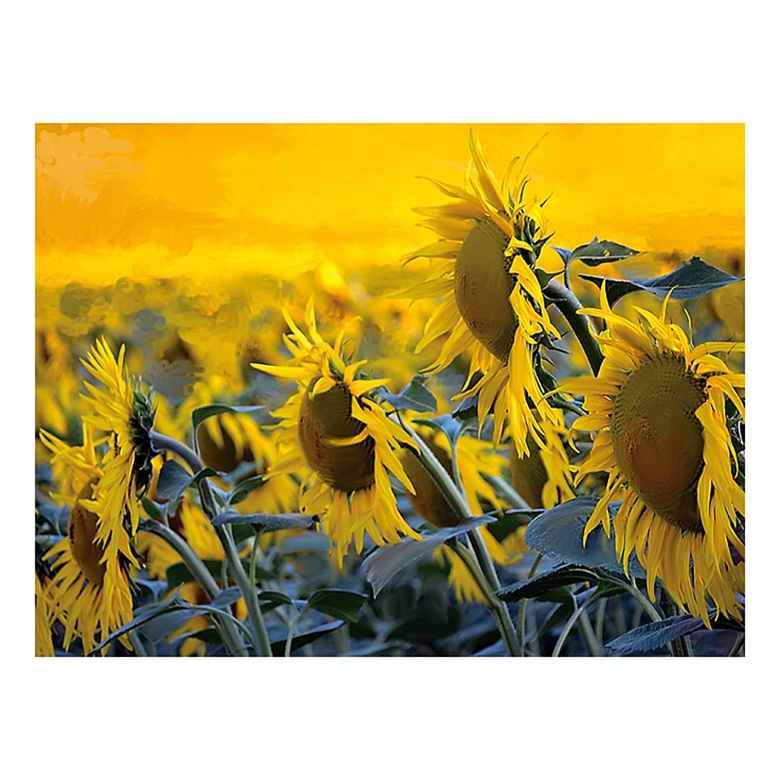 Ölgemälde Infinity Yellow – Größe 40 x 60 cm, yourPainting bestellen