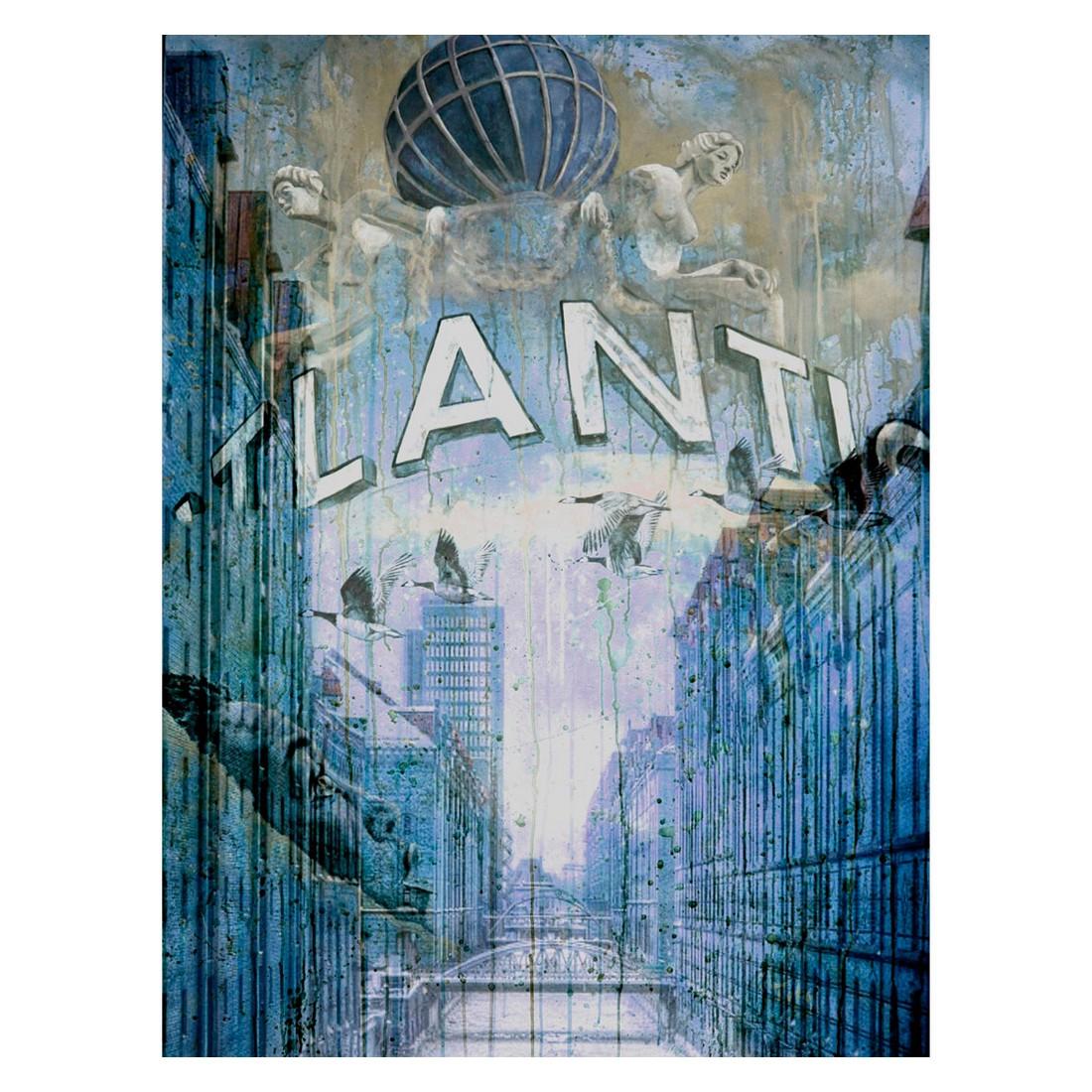 Ölgemälde Tschüss Perle von Richard Tito – Größe 80 x 60 cm, yourPainting bestellen