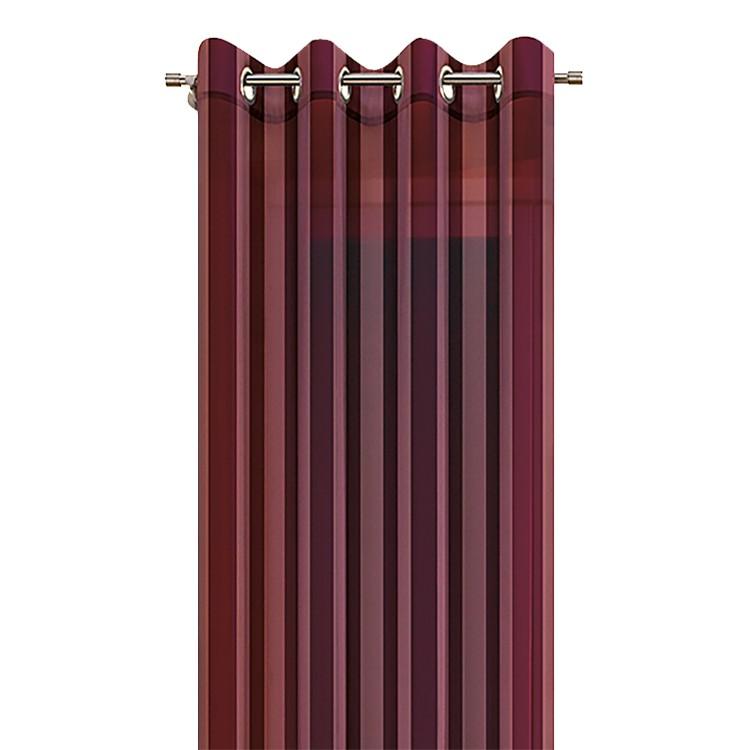 Ösenschal LOVA bordeaux 140×235 cm, Home24Deko bestellen