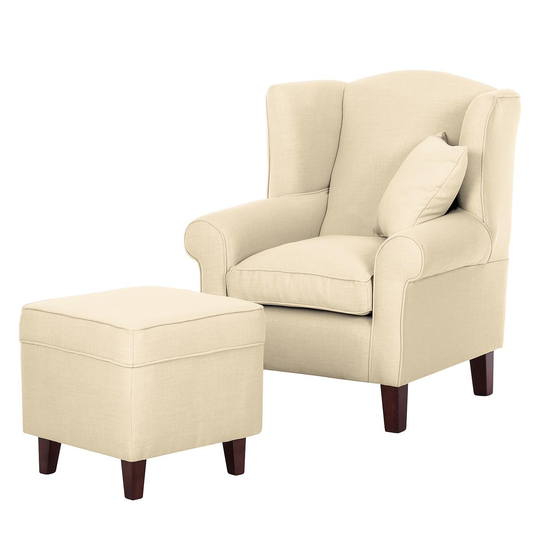 ohrensessel mit hocker g nstig kaufen. Black Bedroom Furniture Sets. Home Design Ideas
