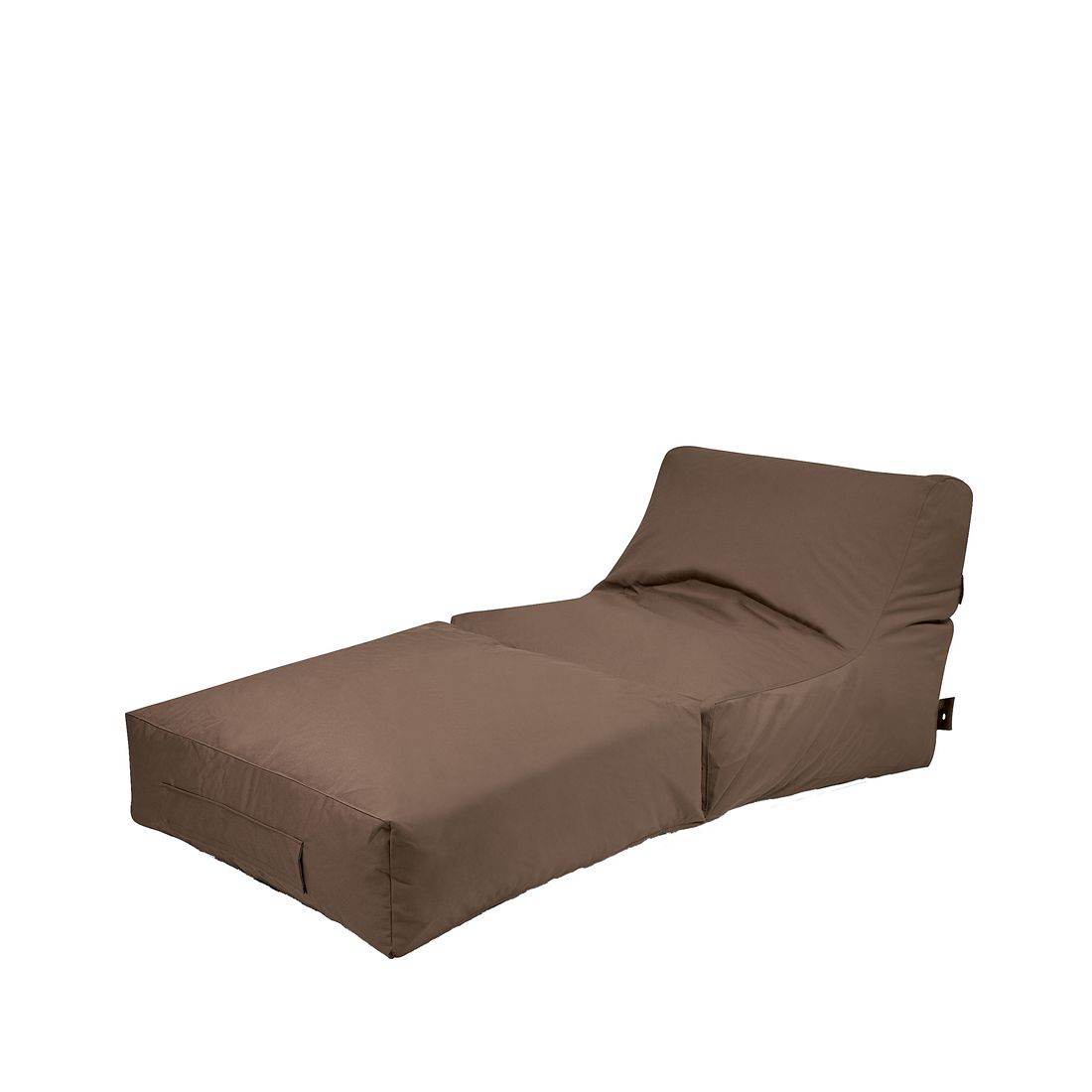 Outdoor-Loungemöbel Peak - Polyester Cappuchino, Global Bedding