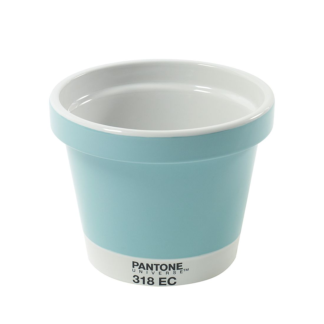 blumentopf pantone i hellblau pantone g nstig online kaufen. Black Bedroom Furniture Sets. Home Design Ideas