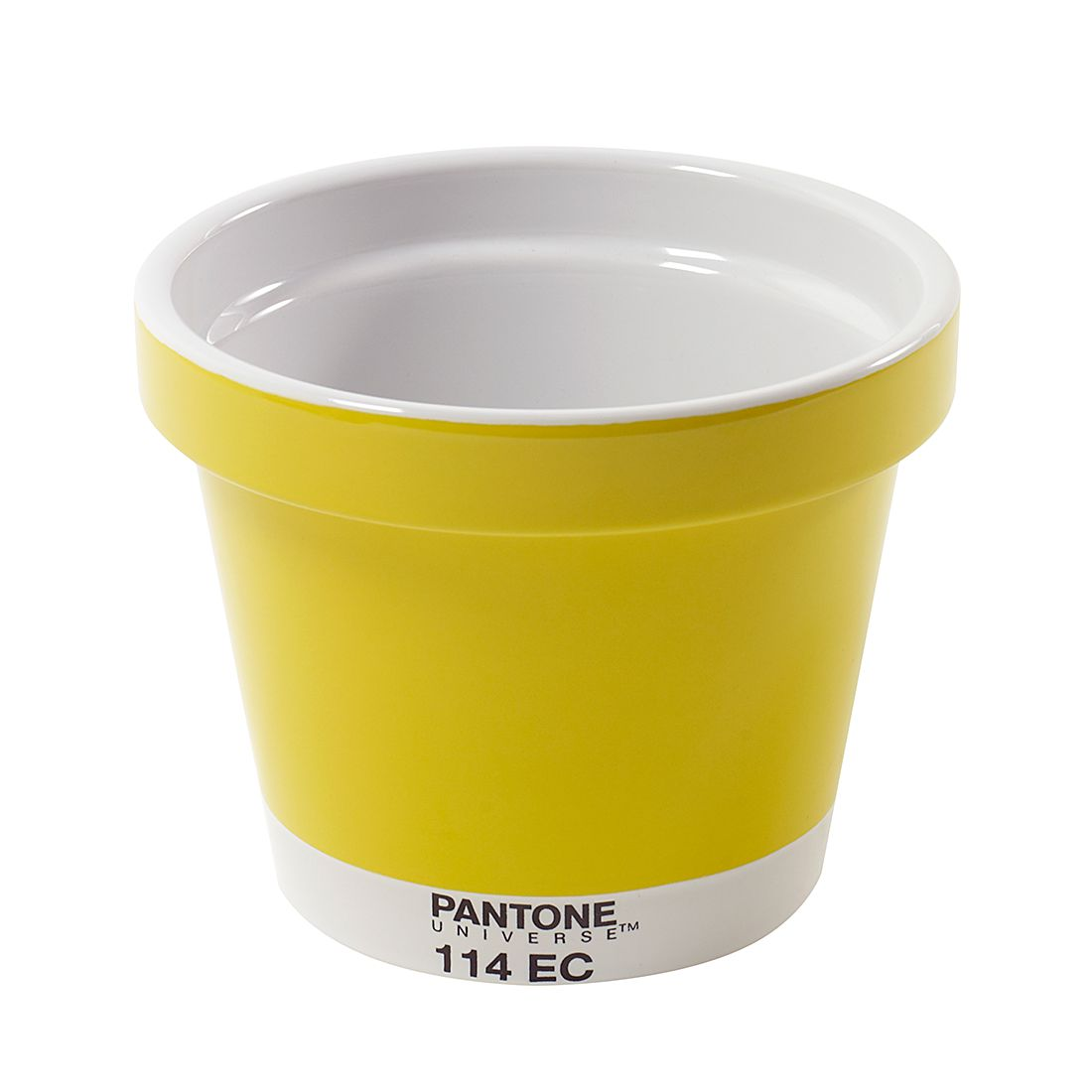 Blumentopf Pantone II – Gelb, Pantone bestellen