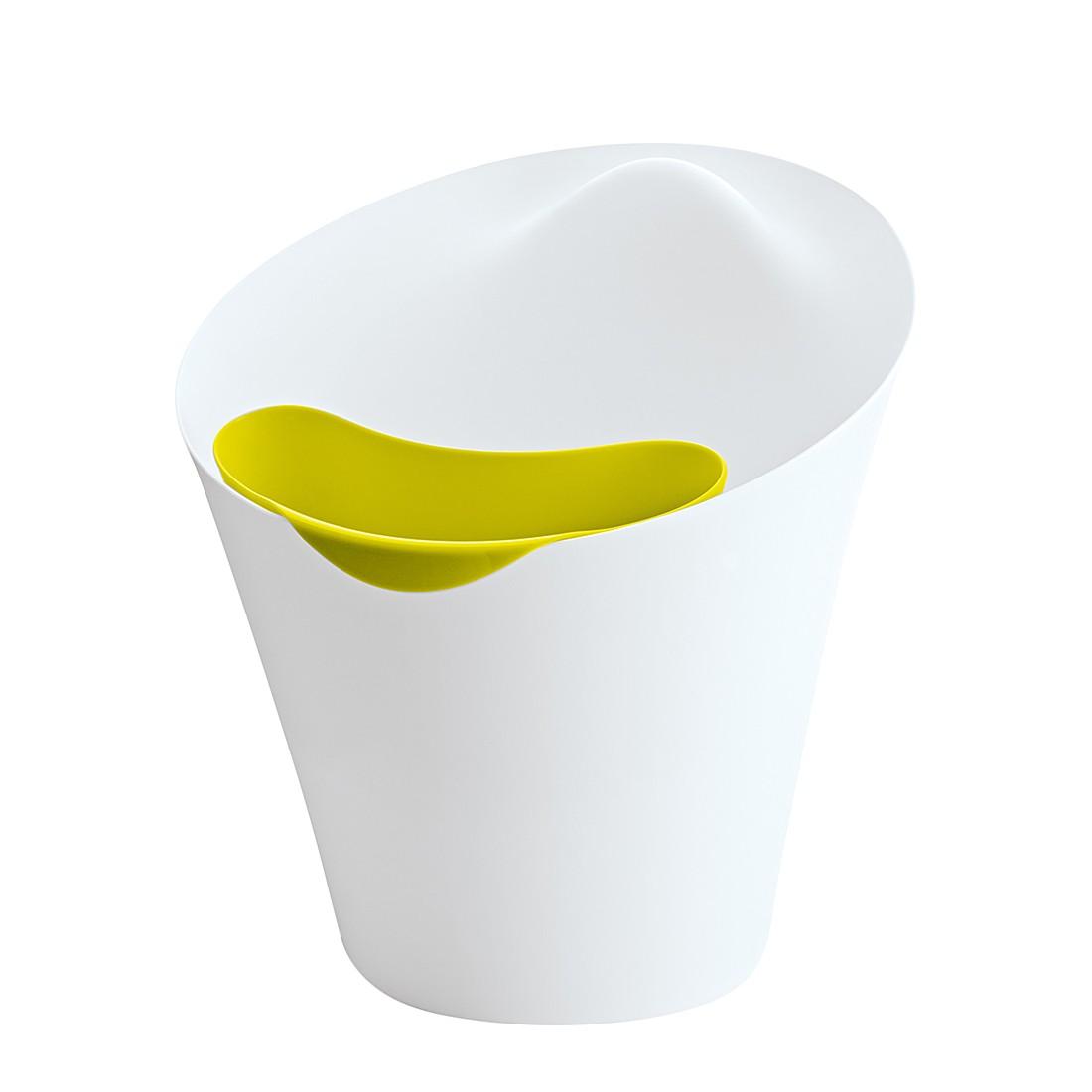 Papierkorb Baba Bin & Bag – Weiß/Senf, Koziol bestellen