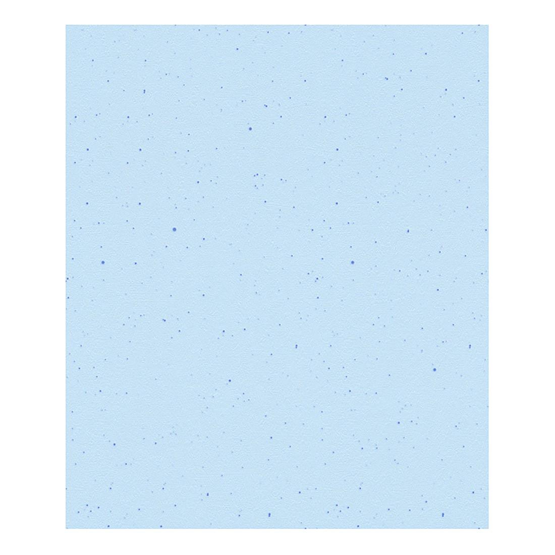 Papiertapete Biene Maya – pastellblau – fein strukturiert – Modell 1, Home24Deko günstig online kaufen