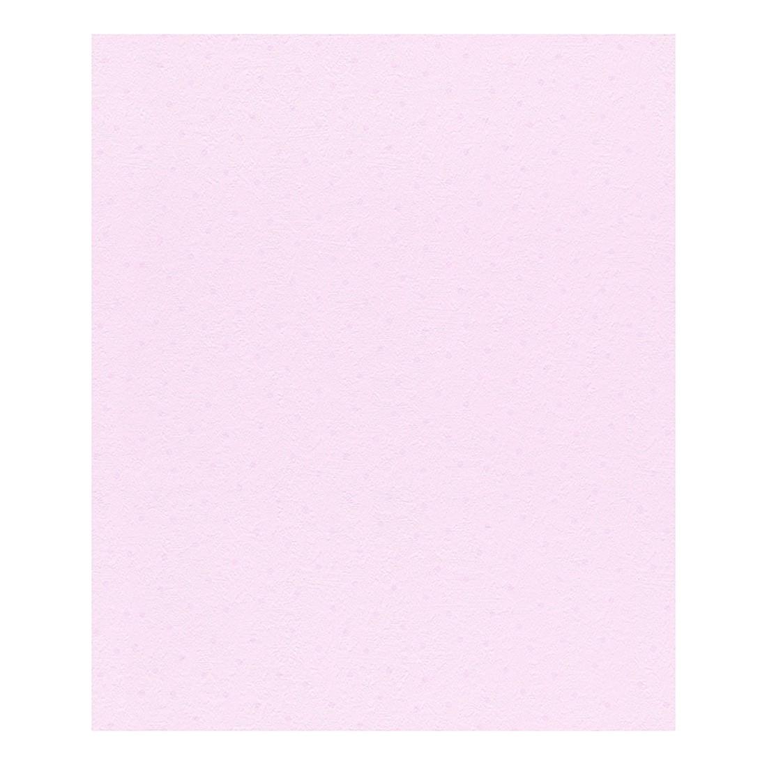 Papiertapete Kids best friends – rosa – fein strukturiert, Home24Deko günstig kaufen