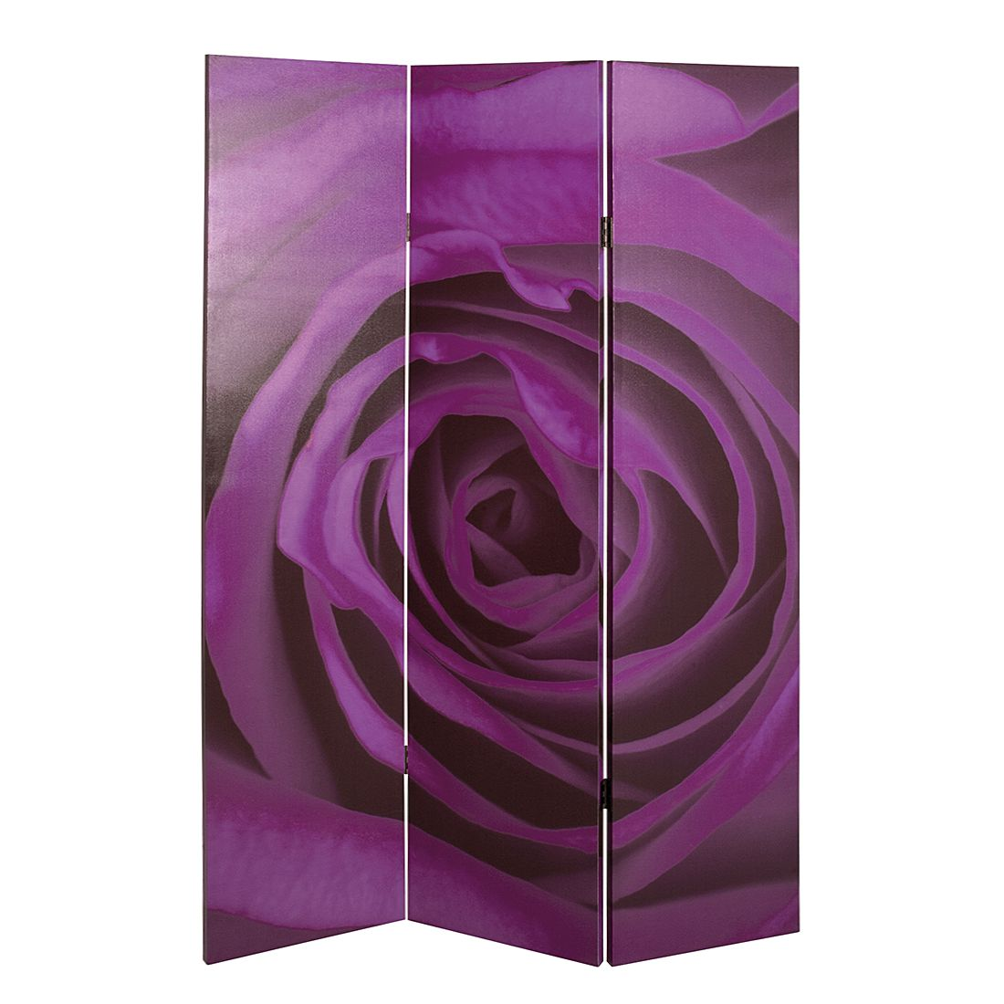 Paravent Purple Rose - Lila