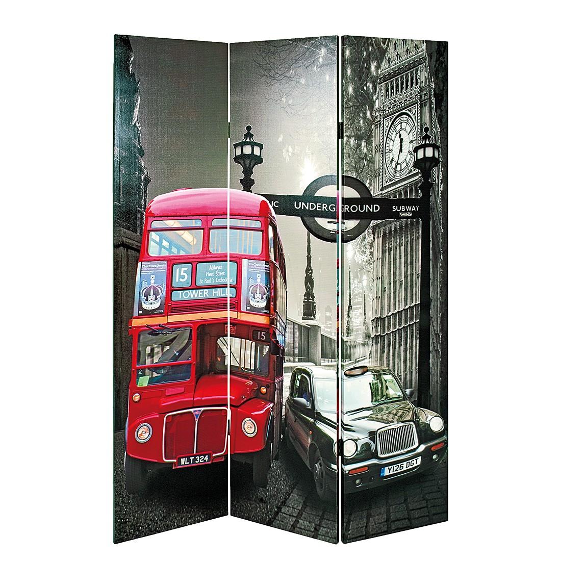 Paravent Shoreditch Bus, Home Design günstig