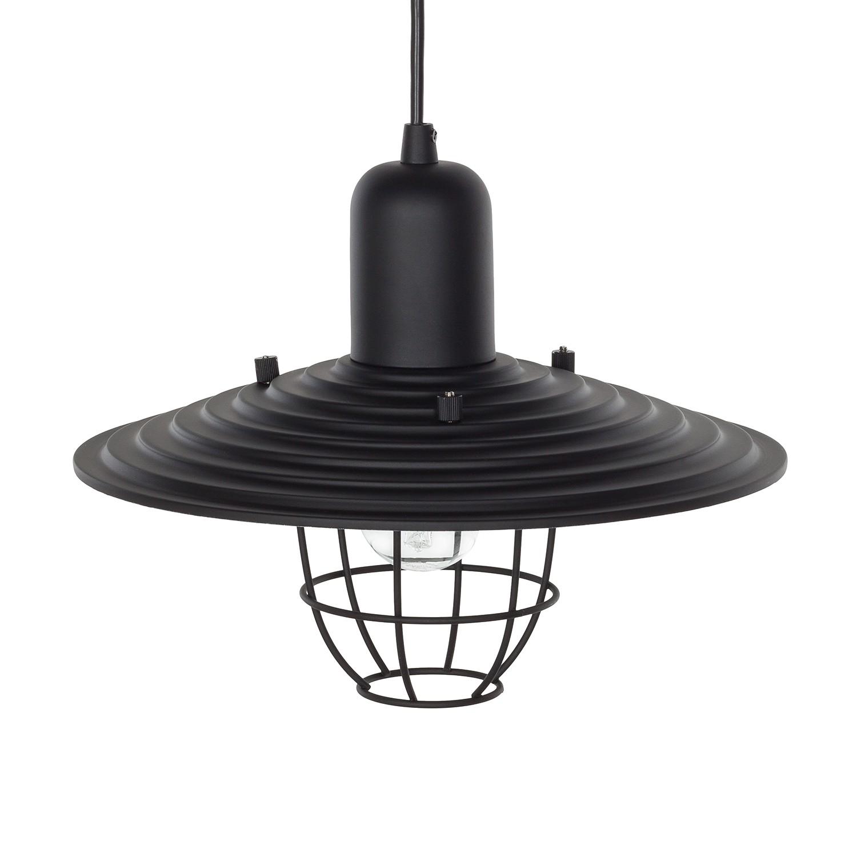 pendelleuchte atelier metall glas 1 flammig loistaa a. Black Bedroom Furniture Sets. Home Design Ideas