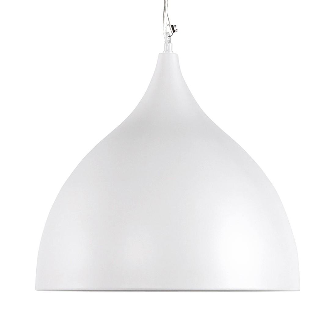 EEK A++, Pendelleuchte Bell – Metall Weiß, Kokoon günstig