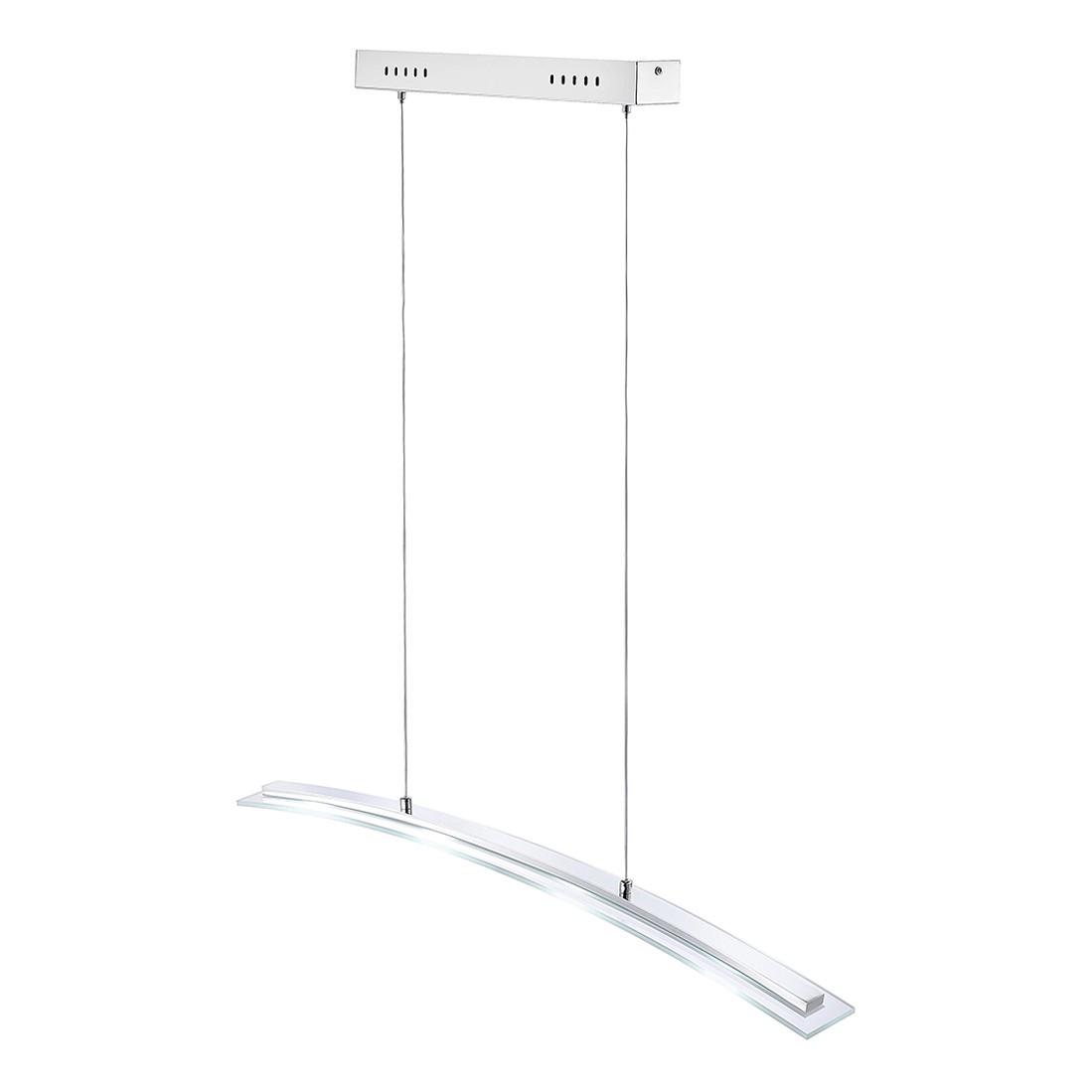 led pendelleuchte daniel by leuchten direkt eisen silber leuchten direkt a g nstig. Black Bedroom Furniture Sets. Home Design Ideas