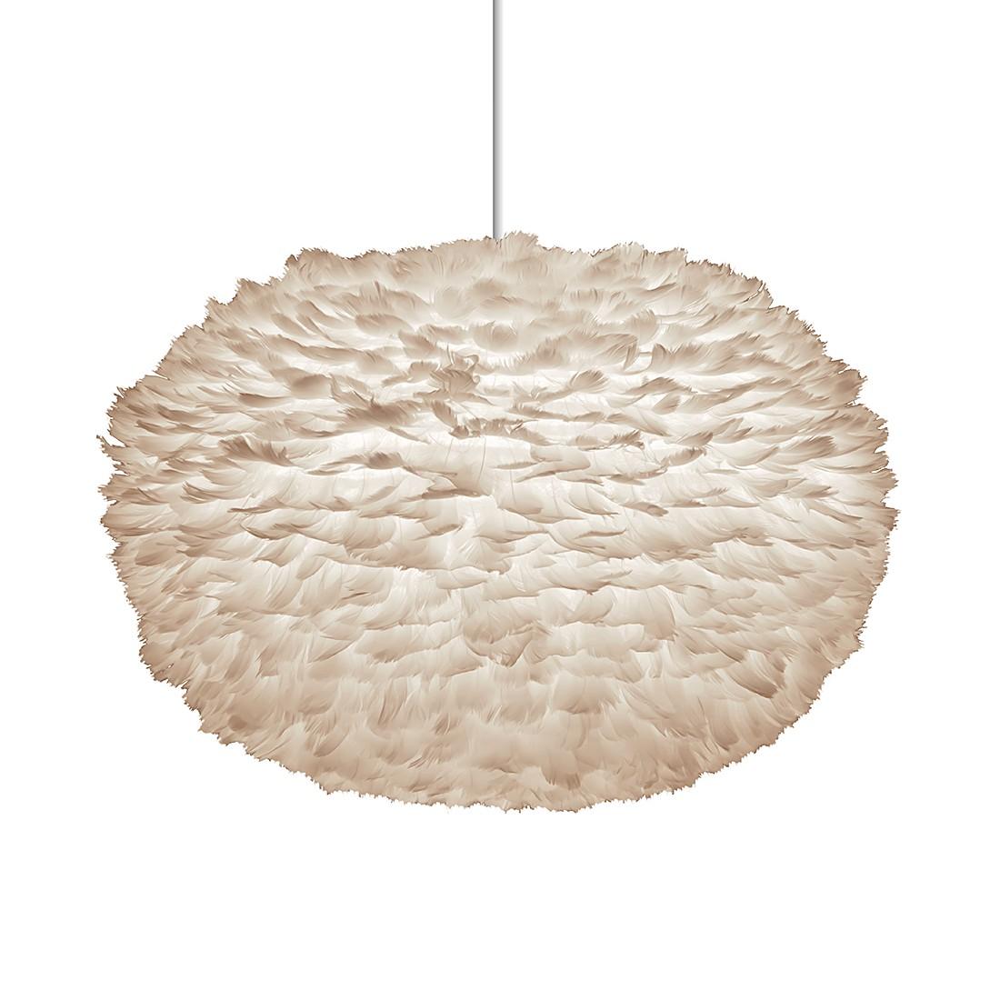 plafonnier eos xl plume blanche vita living. Black Bedroom Furniture Sets. Home Design Ideas