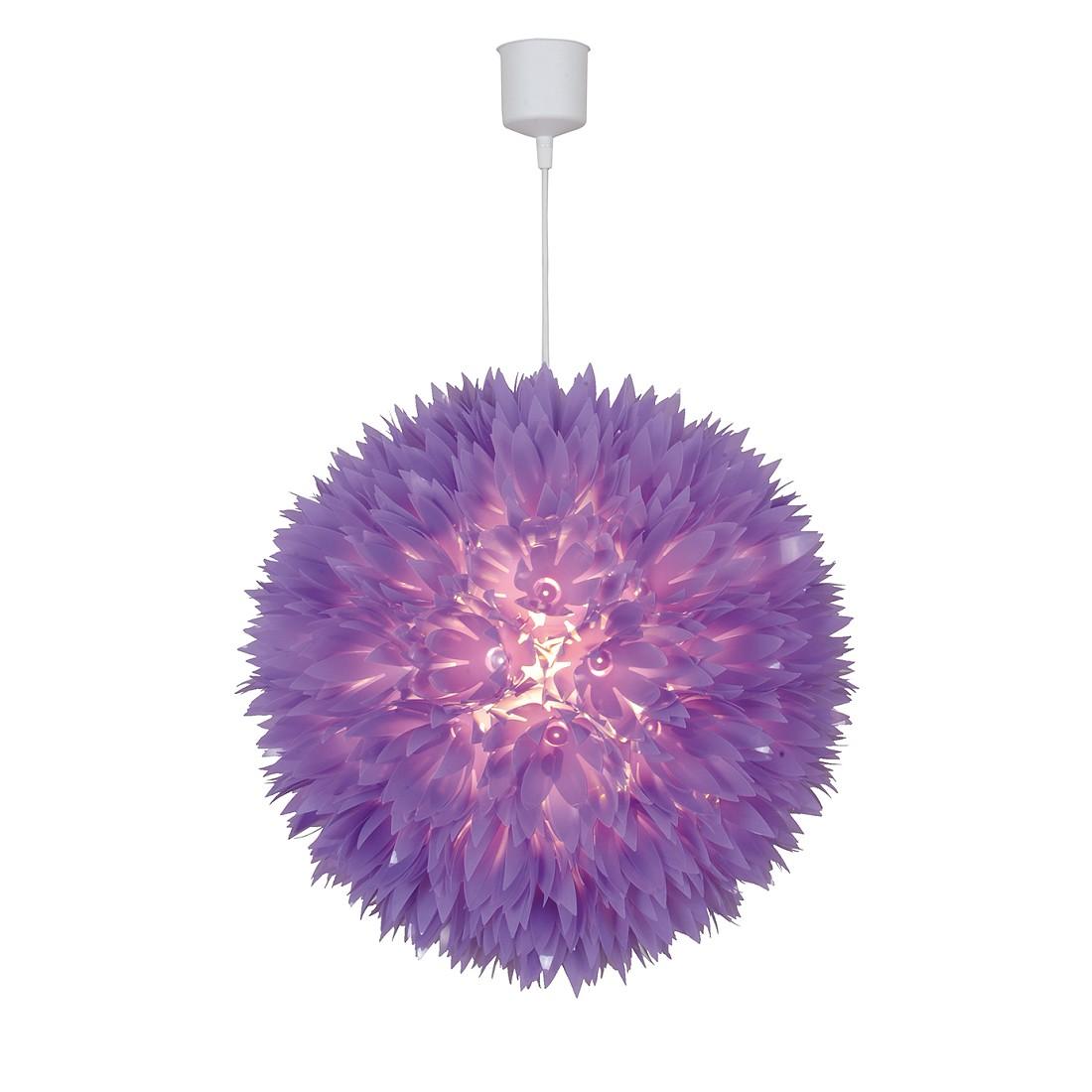 Pendelleuchte Fancy ● Kunststoff ● Violett ● 1-flammig- Näve A++