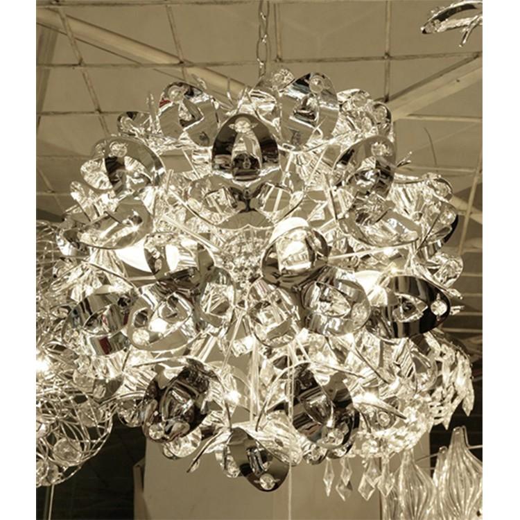 Pendelleuchte Flora ● Metall/Kunststoff ● 5-flammig- Nino Leuchten A++