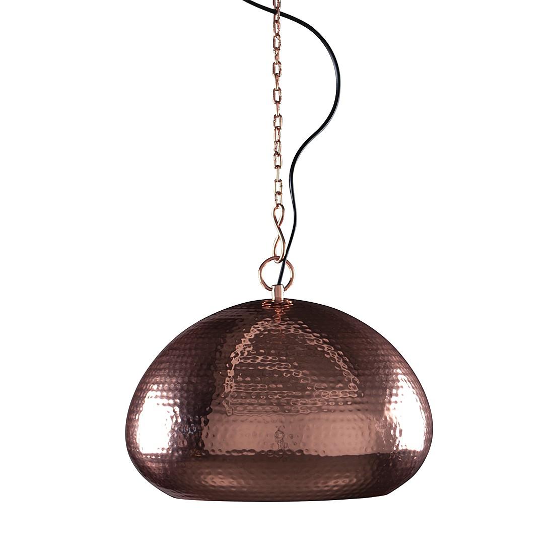 EEK A++, Pendelleuchte Hamme Oval  – Kupfer, Zuiver günstig online kaufen
