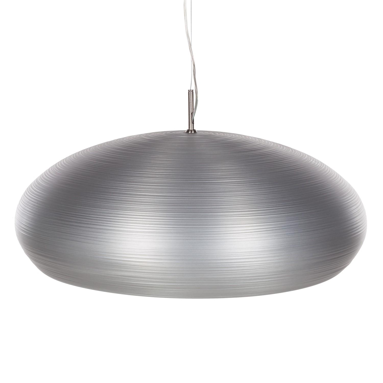 Pendelleuchte Kalodas I ● Metall ● Grau ● 1-flammig- Lampadina A++