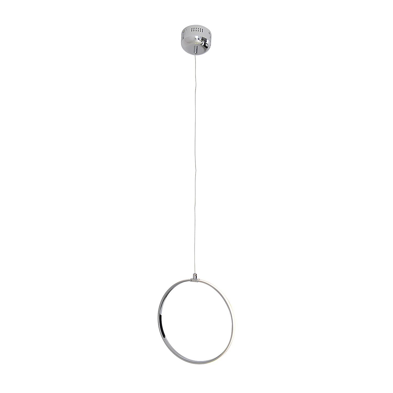 Pendelleuchte Loop Line by Näve ● Metall/Kunststoff ● Silber ● -flammig ● -flammig- Näve A+