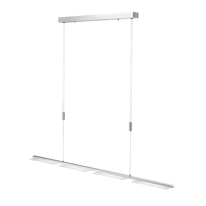 LED-Pendelleuchte Ludo ● Aluminium ● Silber- Paul Neuhaus A+