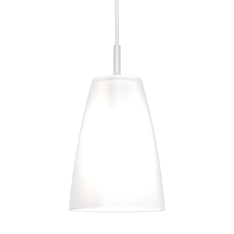 Pendelleuchte Luna ● Metall Weiß ● 1-flammig- Nordlux A++