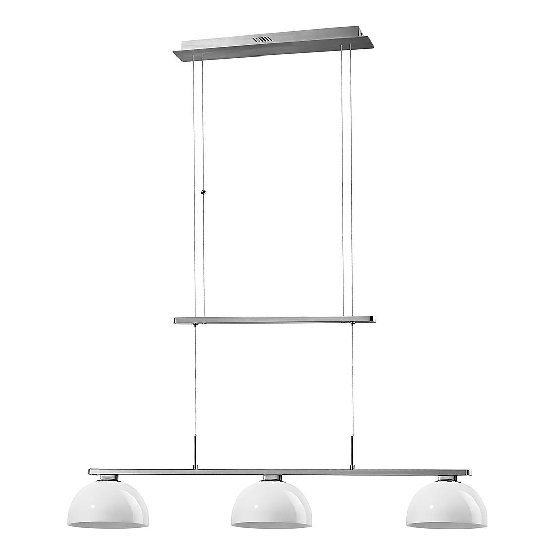 EEK A+, Pendelleuchte Melissa – Gewichtig – Metall/Glas – 3-flammig, Sorpetaler günstig kaufen