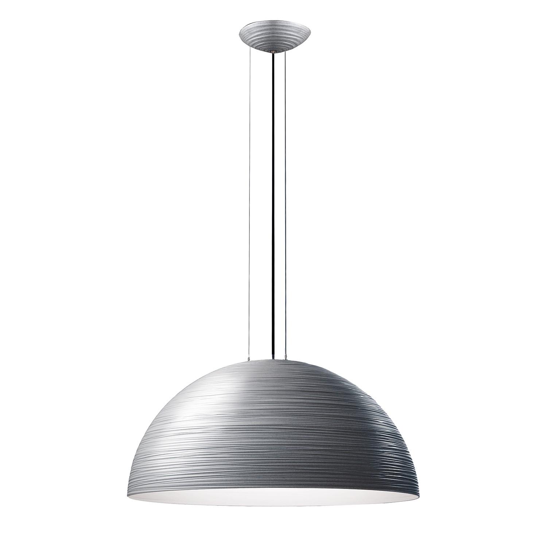Pendelleuchte Pandora by Micron ● Aluminium ● Silber ● 4-flammig- Lampadina A++