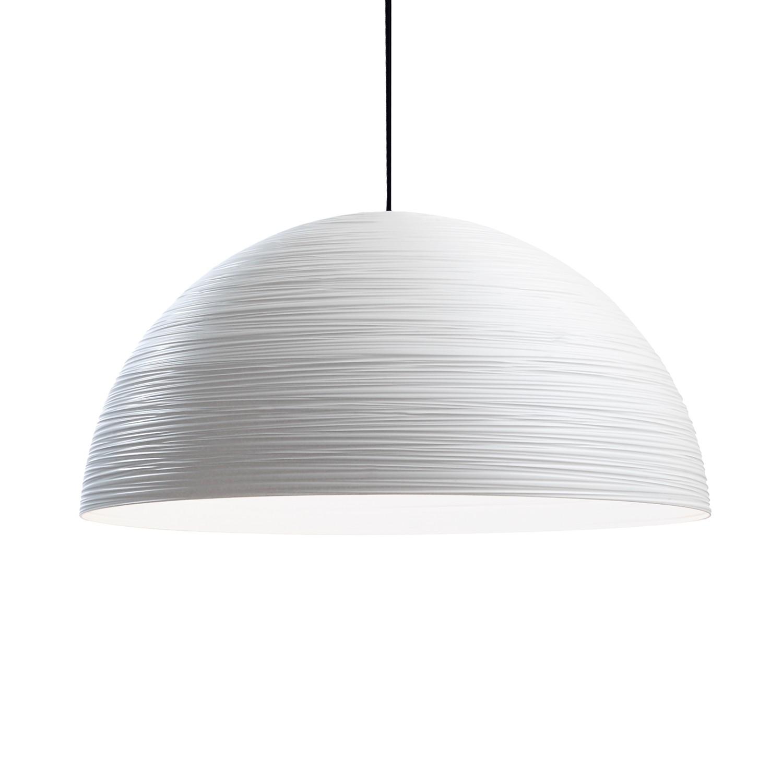 Pendelleuchte Pandora by Micron ● Aluminium ● Weiß ● 4-flammig- Lampadina A++