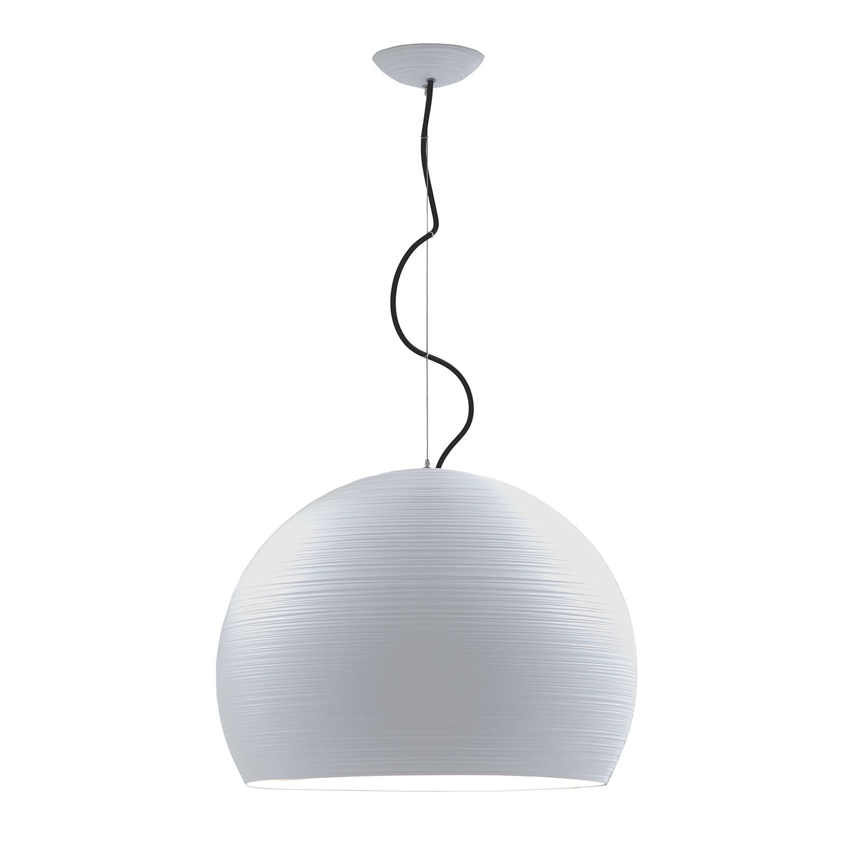 Pendelleuchte Pandora by Micron ● Aluminium ● Weiß ● 5-flammig- Lampadina A++