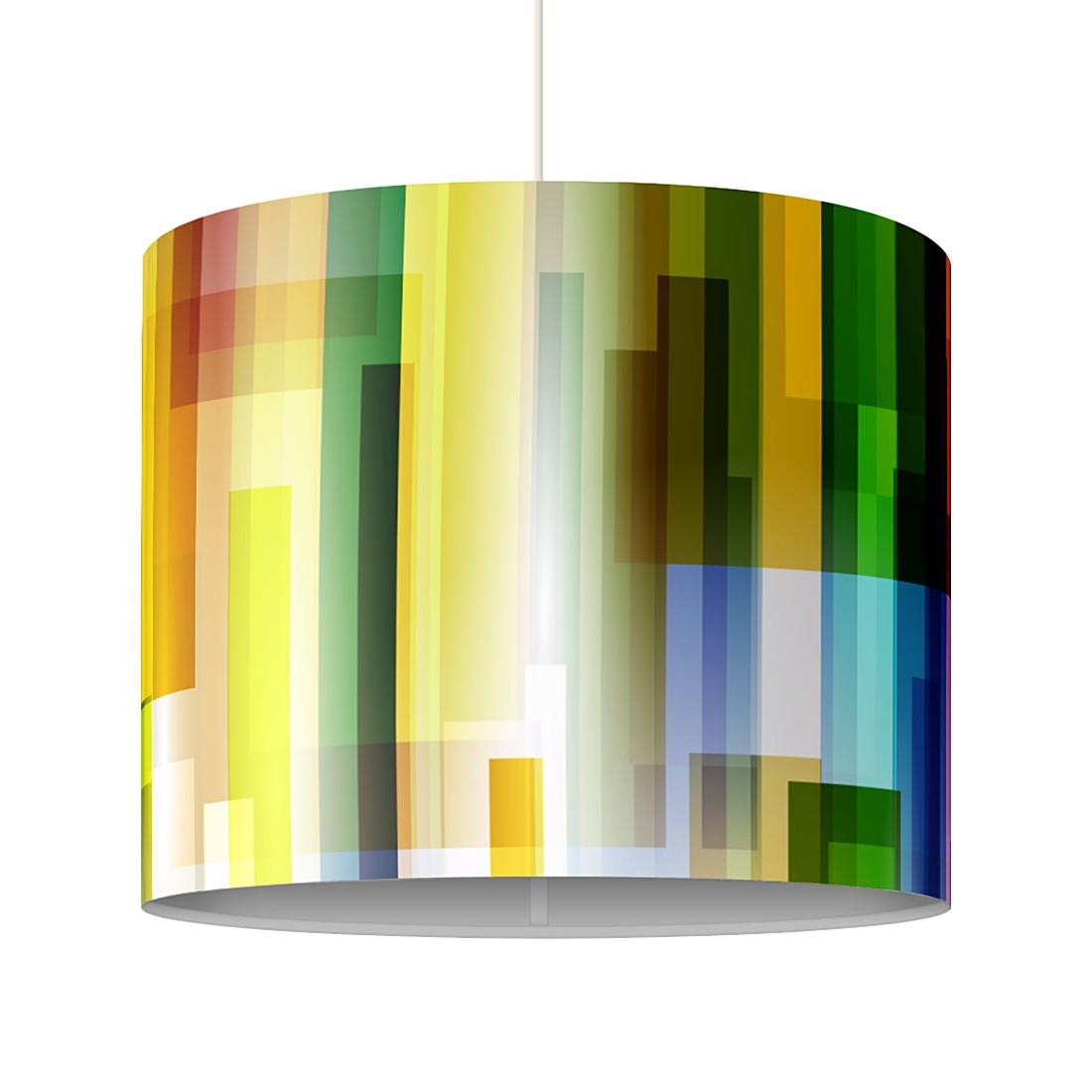 Pendelleuchte Rainbow Cubes, Mantiburi