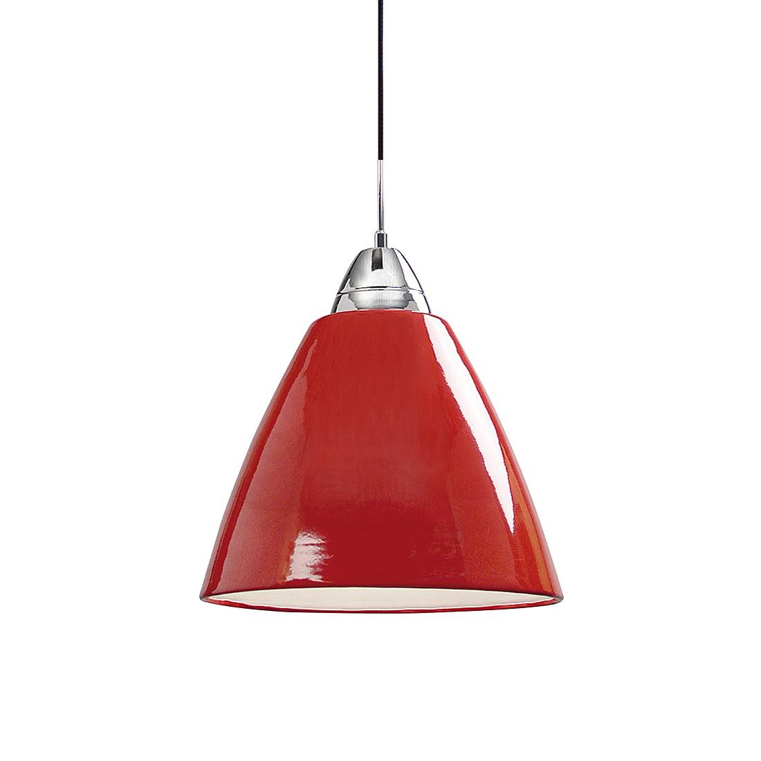 Pendelleuchte Read – Metall Rot – Durchmesser 14cm, Nordlux günstig bestellen