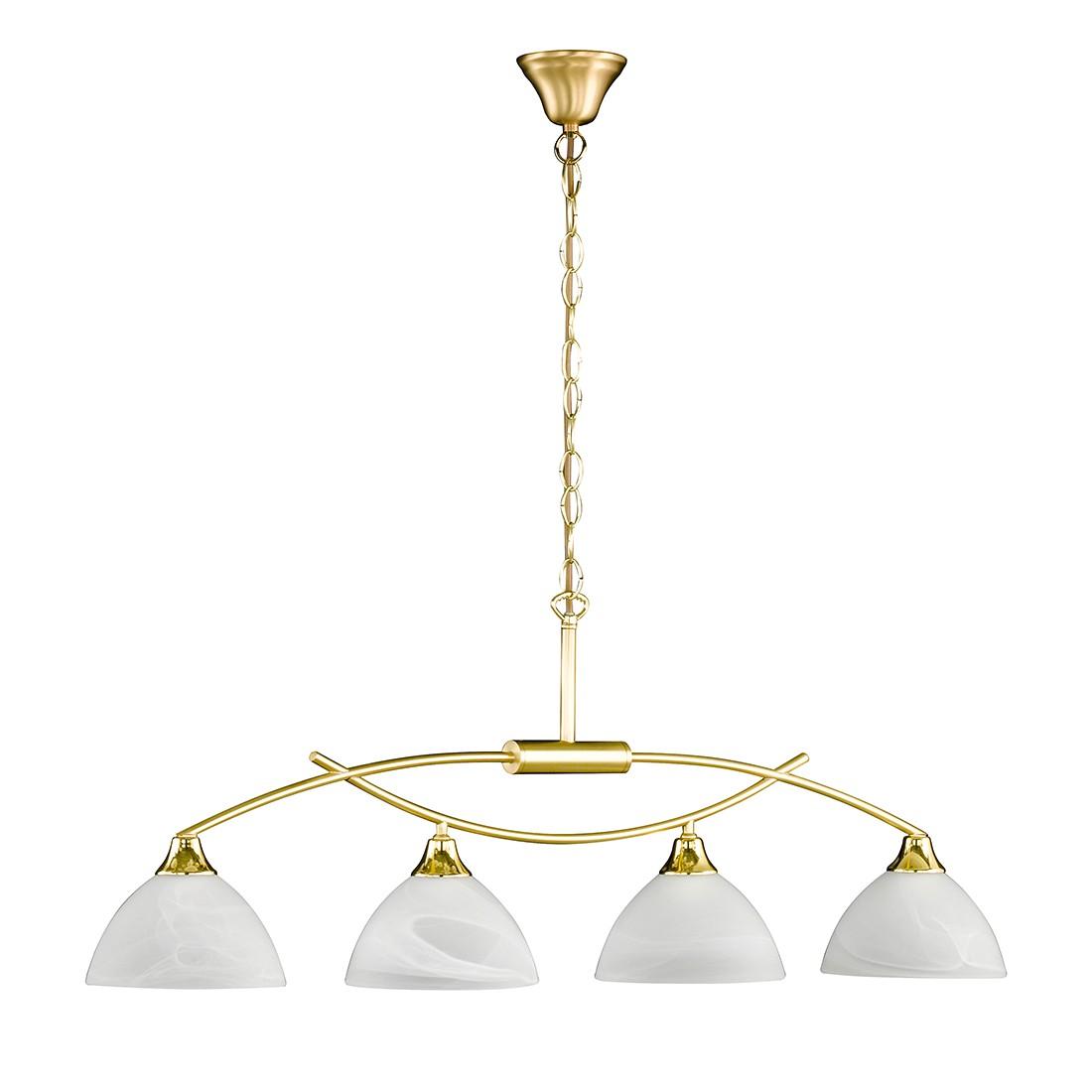 pendelleuchte renz metall gold 4 flammig honsel a jetzt. Black Bedroom Furniture Sets. Home Design Ideas