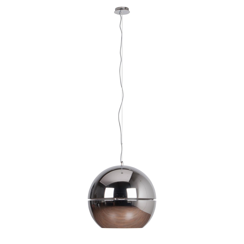 Pendelleuchte Retro 70 C50 1-flammig ● Silber Metall- Zuiver A++