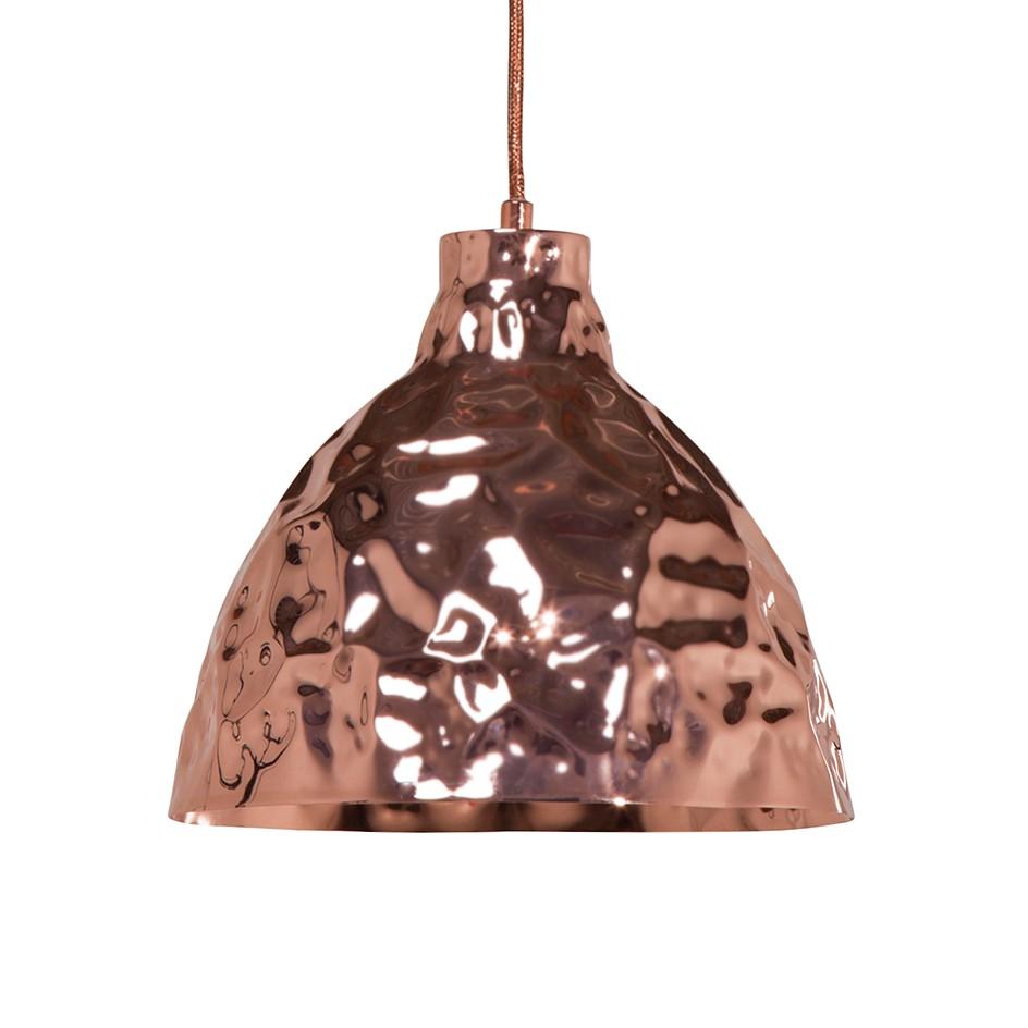 pendelleuchte rumble metall braun 1 flammig kare design a online bestellen. Black Bedroom Furniture Sets. Home Design Ideas