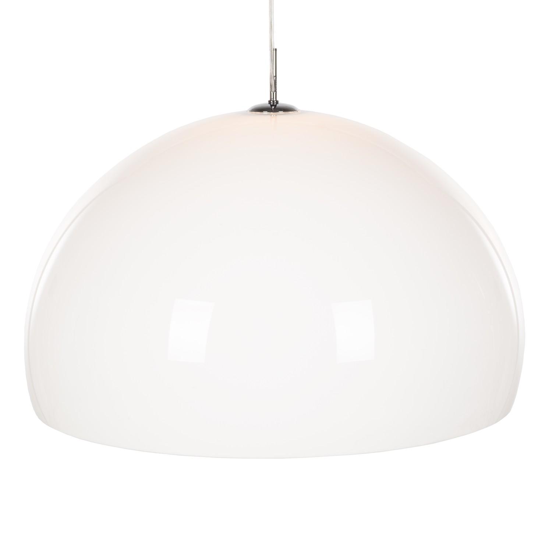 Pendelleuchte Sameras III ● Kunststoff ● Weiß ● 1-flammig- Lampadina A++