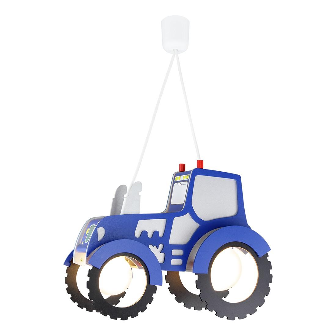 pendelleuchte traktor holz 2 flammig elobra a g nstig bestellen. Black Bedroom Furniture Sets. Home Design Ideas