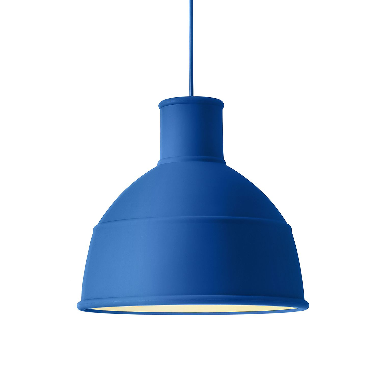 pendelleuchte unfold silikon blau muuto jetzt bestellen. Black Bedroom Furniture Sets. Home Design Ideas
