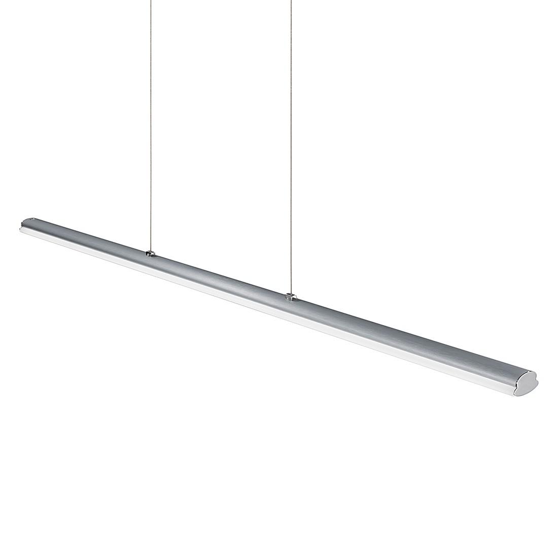 EEK A+, Pendelleuchte VENTA – Metall/Kunststoff – Silber, Helestra günstig bestellen