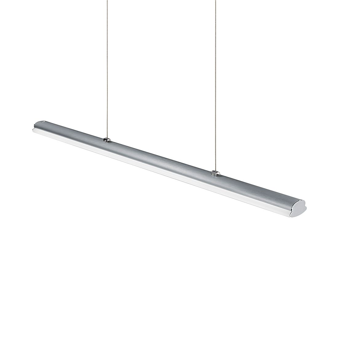 Pendelleuchte VENTA ● Metall/Kunststoff ● Silber- Helestra A+