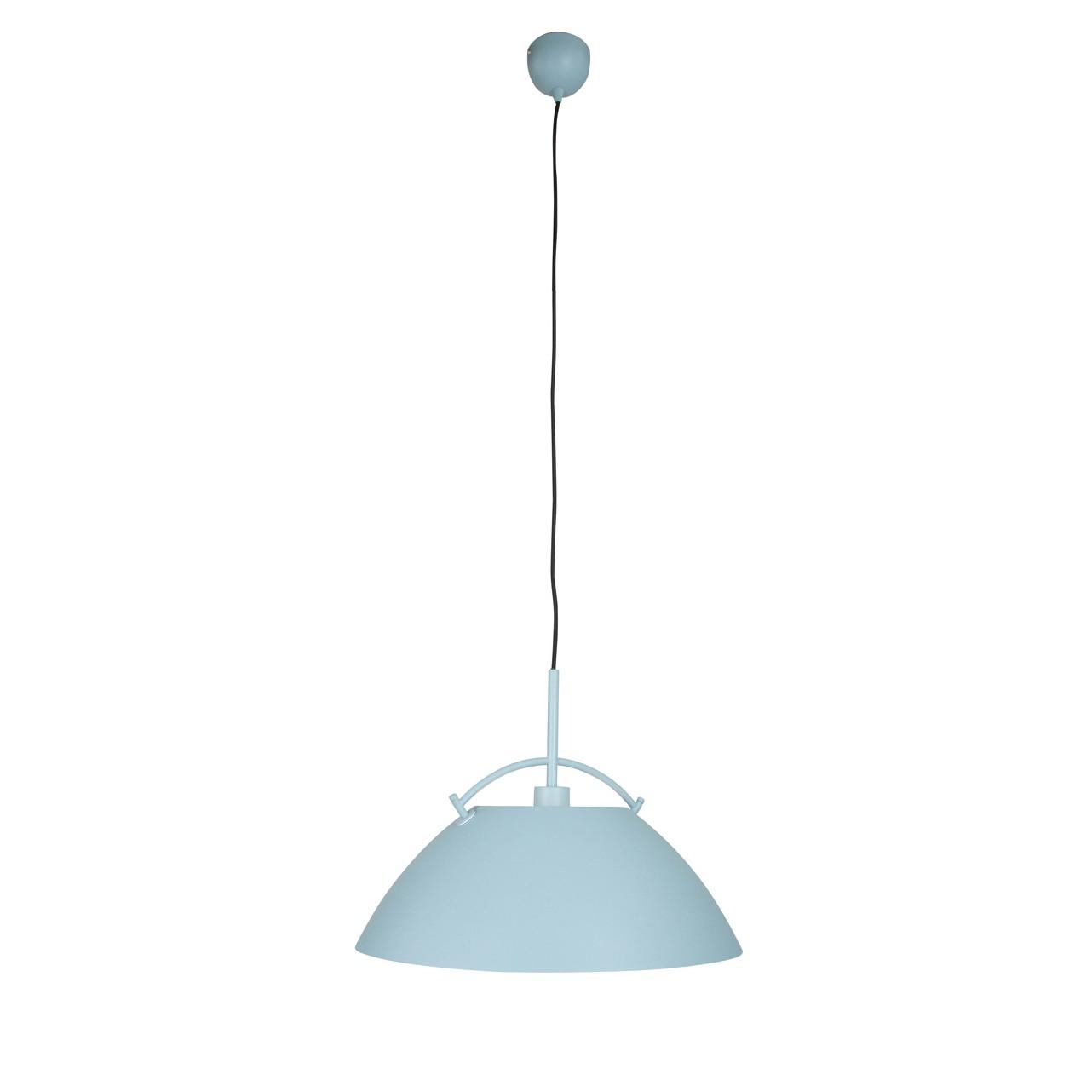 pendelleuchte whistler aluminium blau 1 flammig. Black Bedroom Furniture Sets. Home Design Ideas