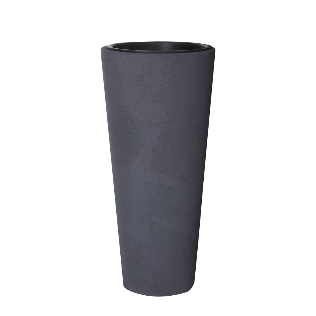 pflanzk bel 28 x 60 cm fiberglas grau strukturiert gartenfreude jetzt bestellen. Black Bedroom Furniture Sets. Home Design Ideas
