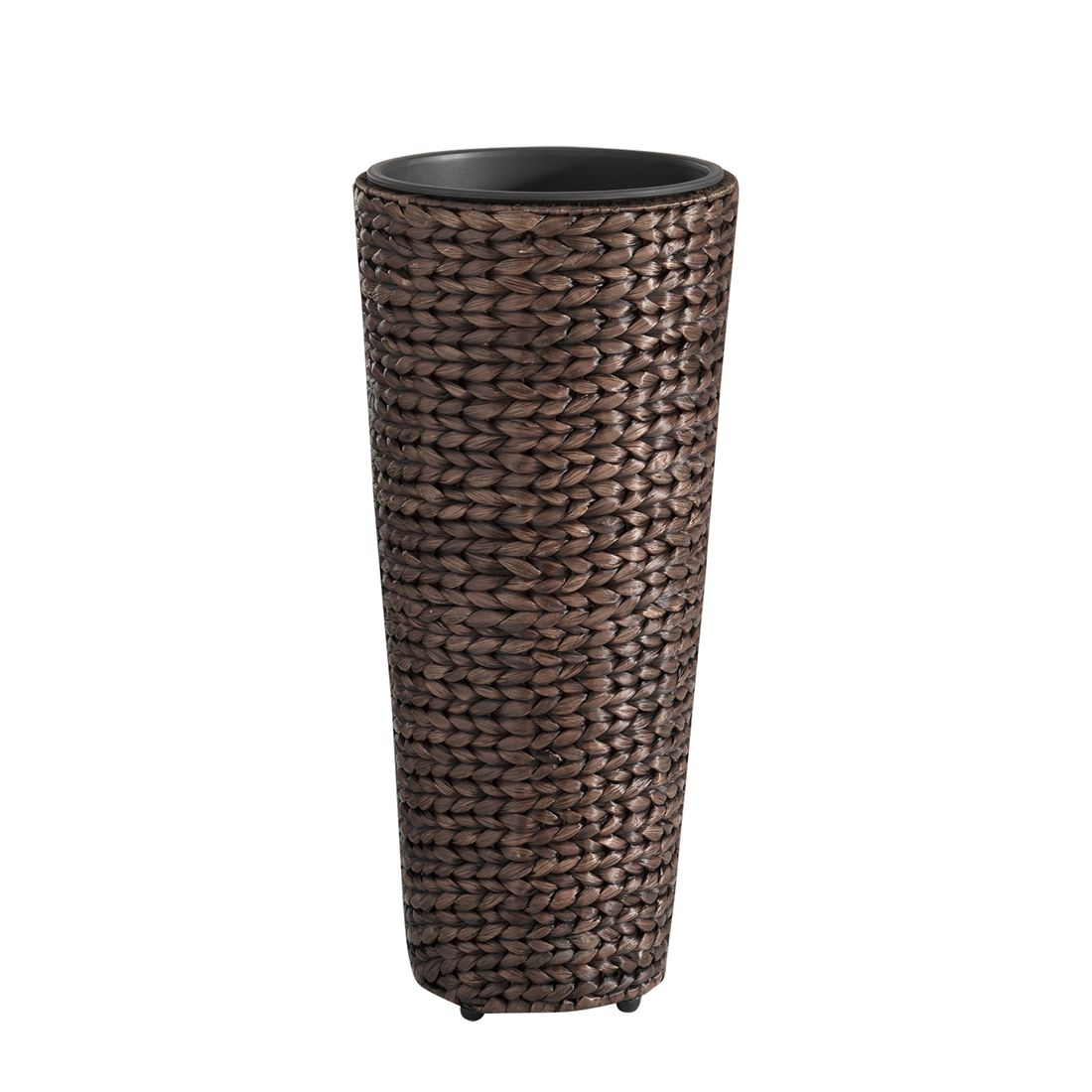 Pflanzkübel – 28 x 60 cm – Wasserhyazinthe – Waschbraun, Gartenfreude günstig bestellen